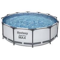Bestway Надувний басейн Bestway 56260 (366x100) з картриджних фільтрів