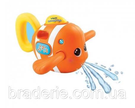 Обучающая игрушка для купания Рыбка 19 см. VTech 113303, фото 2
