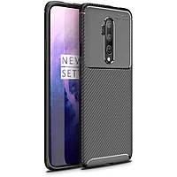 Чехол Carbon Case для OnePlus 7T Pro Black