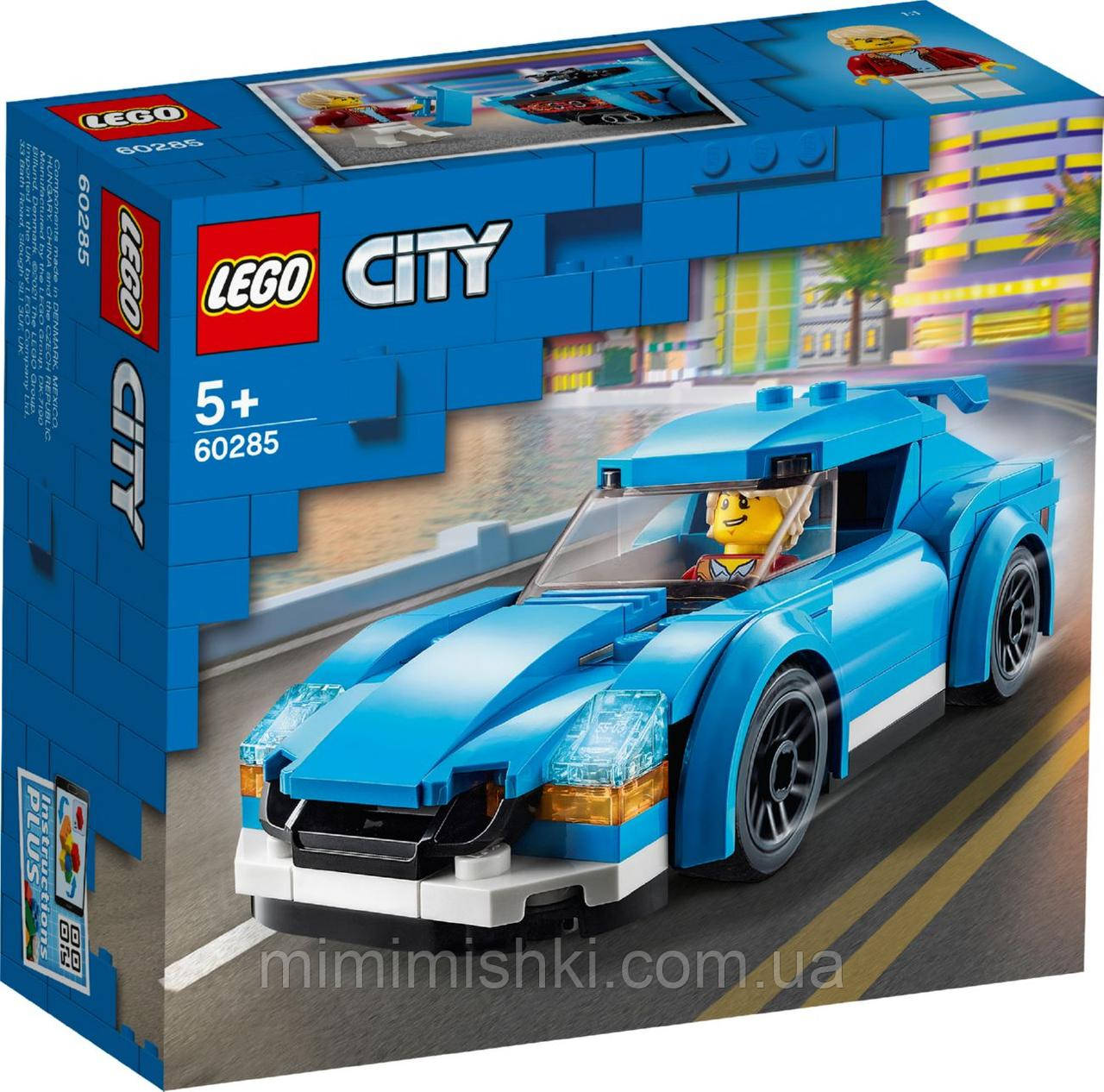 Lego City Спортивний автомобіль 60285