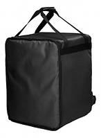 Изотермическая сумка TE-4068, 68 л, черная, фото 1