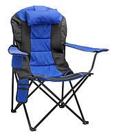 Кресло портативное Рыбак Премиум NR-38, синий, фото 1