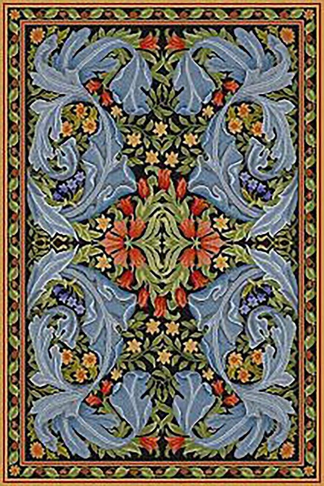 КДІ-0698 Набір алмазної вишивки Символ гармонії. Художник William Morris