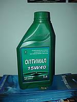Масло моторное Оптимал 15W-40 1л
