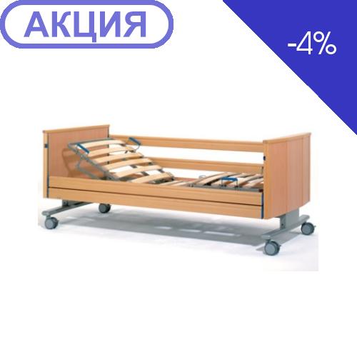 Кровать медицинская с функцией Тренделенбург  90*200 Hermann Bock