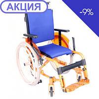 Детская активная инвалидная коляска ADJ kids (Италия) (OSD)