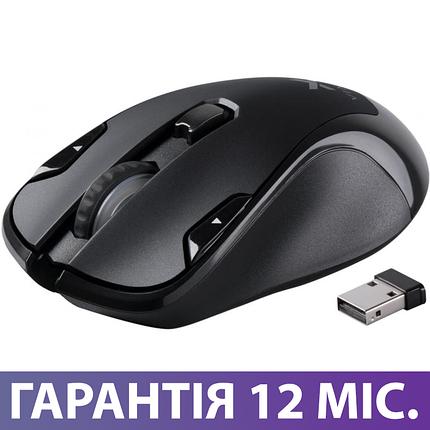 Беспроводная мышка Vinga MSW-527 черная, мышь для ноутбука, фото 2