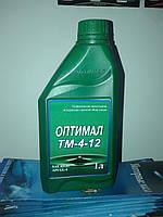 Масло Оптимал ТМ-4-12 1л