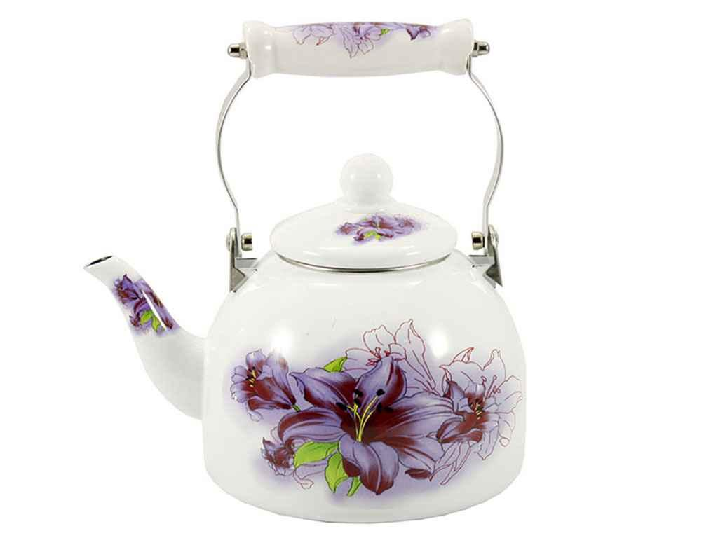 Чайник эмалированный Zauberg 2 л (6L)