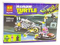 Конструктор аналог LEGO Черепашки-ниндзя 79102 Bela ''Хитрый план преследования'' 165 деталей арт. 10208