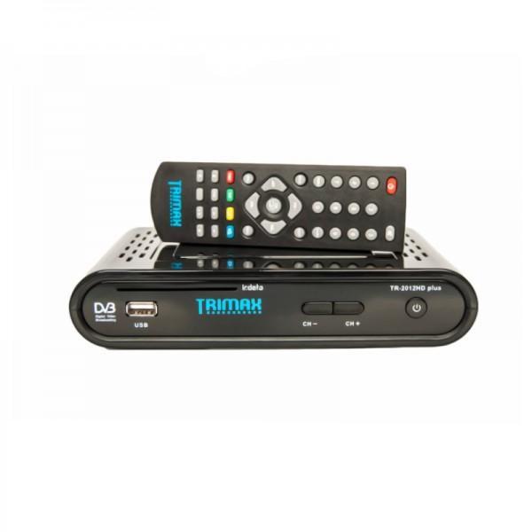 """Тюнер Т2 Trimax (Цифровой приёмник) TR-2012HD PLUS - Интернет магазин """"Parts-store.com.ua"""" в Киеве"""