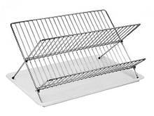 Сушка для посуды Con Brio 43х32х25 см (СВ-851)