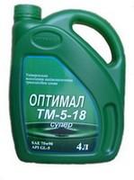 Масло Оптимал ТМ-5-18 Супер 4л