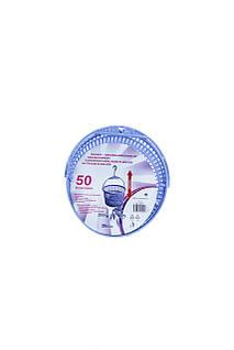 Набор прищепок   голубой-серый K10-220020