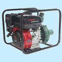 Мотопомпа бензиновая высоконапорная WEIMA WMQBL65-55 (36 м³/час)