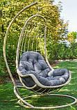 Підвісне крісло кокон Легато, фото 2