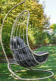 Підвісне крісло кокон Легато, фото 4