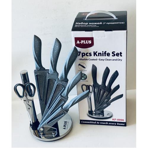Набір ножів (7 пр.) KF-0996 ТМ А-ПЛЮС
