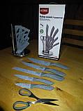 Набір ножів (7 пр.) KF-0996 ТМ А-ПЛЮС, фото 3