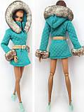 Одежда для кукол Барби - пальто*, фото 4