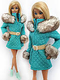 Одежда для кукол Барби - пальто*, фото 3