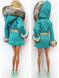 Одежда для кукол Барби - пальто*, фото 7
