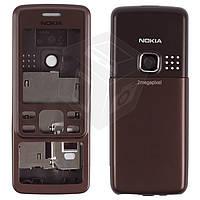 Корпус для Nokia 6300, бронзовый, оригинал
