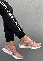 Кроссовки женские 8 пар в ящике розового цвета 36-41, фото 2