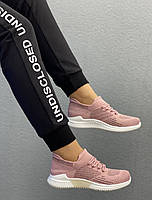 Кроссовки женские 8 пар в ящике розового цвета 36-41, фото 5