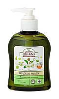 Жидкое мыло Зеленая Аптека Зеленый чай и хлопок - 300 мл.