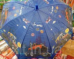Детский зонт трость Внедорожник - 7
