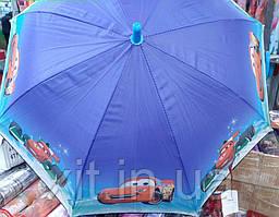 Детский зонт трость Молния Маквин