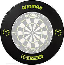 Фірмовий англійська набір для гри в дартс Winmau Англія, фото 3