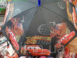 Детский зонт трость Тачки