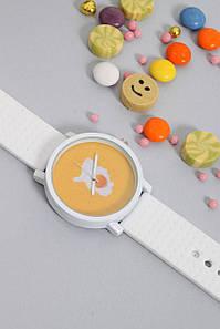 Годинник FAMO Жіночі годинники Бріджет жовті 24*20*2 (2-1) #L/A