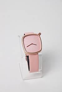 Годинник FAMO Жіночі годинники Домінік пудрові 23*19*1.7 (5-1) #L/A