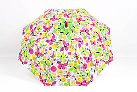 Дитячі парасолі FAMO Парасолька дитячий Принцеса рожевий Діаметр купола 114.0(см)/ Довжина спиці 47.0(см)/ Довжина в складеному вигляді 66.0(см) (RST037) #L/A