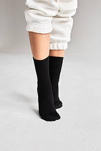 Жіночі шкарпетки FAMO Шкарпетки Клайс чорні 37-42 (Nos-3) #L/A