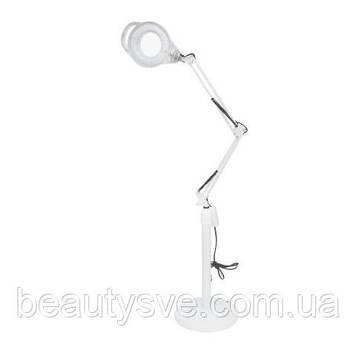 Лампа лупа светодиодная напольная SP-31