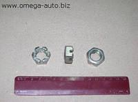 Гайка рулевого пальца  ГАЗ - 53 ГАЗЕЛЬ