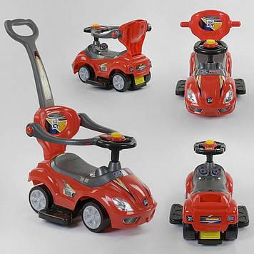 Детская машинка-толокар Машинка толокар Детский толокар Детская машинка с ручкой Детская машинка-каталка