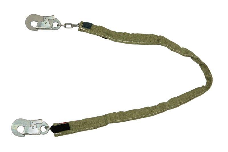 Строп-цепь с 2-мя карабинами (малый + малый)