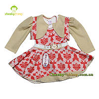 Красивое платье для девочки 2, 3, 4 года