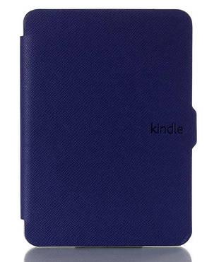 Чохол обкладинка для Amazon Kindle Paperwhite 2012 EY21 Синій, фото 2