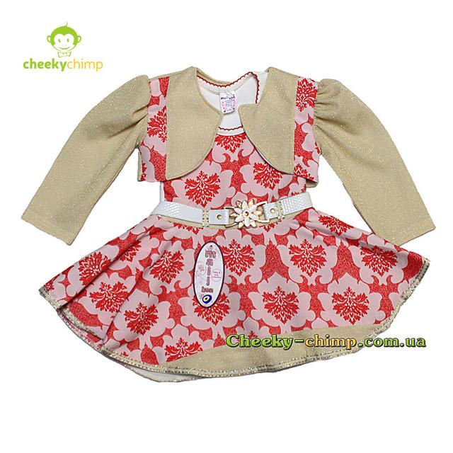 Красивое платье на девочку 2, 3, 4 года