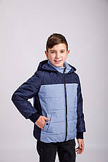 Демисезонная куртка ФИЛ р.128-152, фото 2