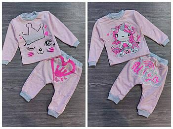 Пижама детская   Р.р 2-4 года