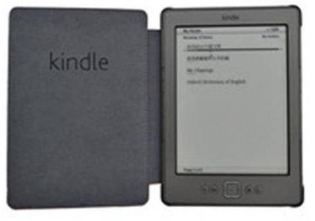 Чохол обкладинка для Amazon Kindle 4 5 d01100 Синій, фото 2