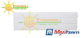 Радиатор MaxiTerm КСК-1-700 стальной, трубчатый, боковое подключение