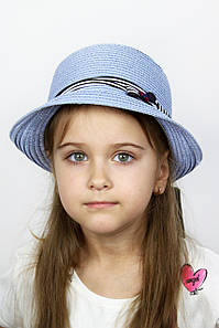 Дитячі капелюхи FAMO Капелюх дитяча Ферб бузкова One size (SHLD1807) #L/A